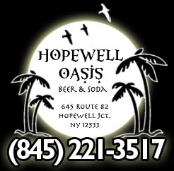Hopewell Oasis Discount Beer and Soda