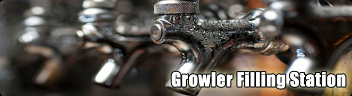Growler Filling Station