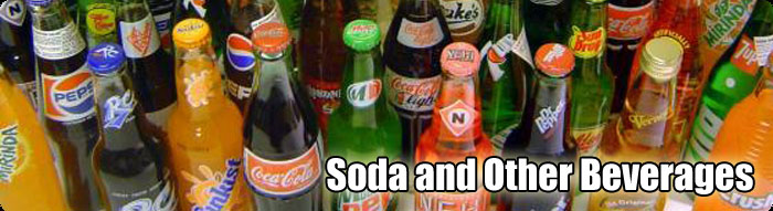 Soda and Other Beverages